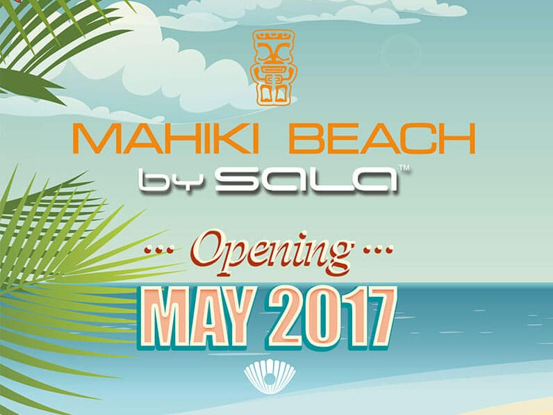 Sala Group announces collaboration with Mahiki