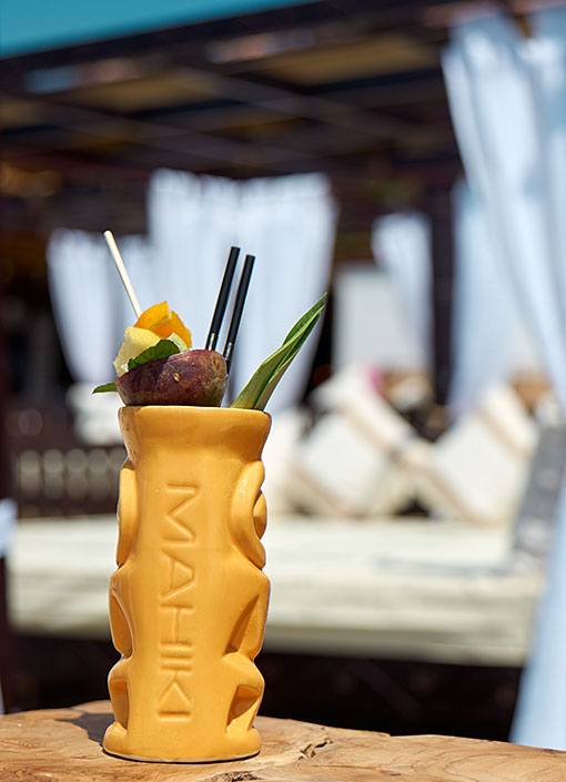 Club de playa de Marbella y restaurante | Mahiki Beach