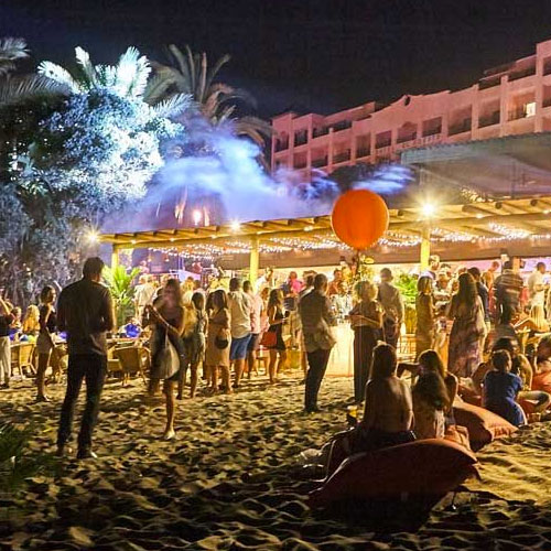 The ultimate beach club destination in Marbella