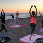 Weekly Beach Yoga to launch at Mahiki Beach by Sala!