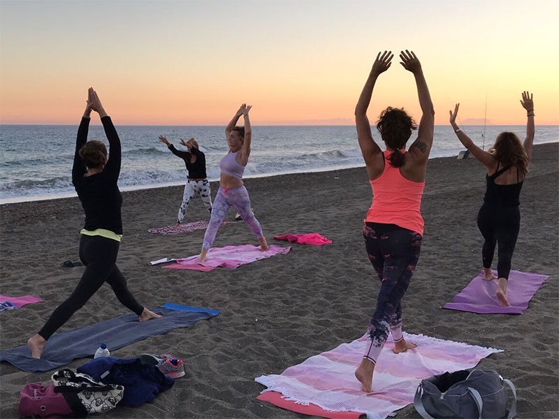 Weekly Beach Yoga to launch at Mahiki Beach!