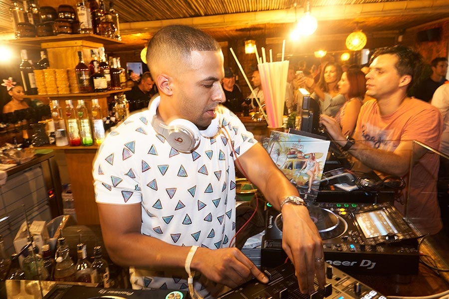 Marvin Humes to launch the summer at Mahiki Beach